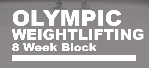 NEW Olympic Weightlifting Block