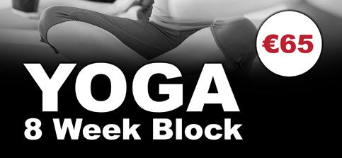 NEW 8 Week Yoga Block