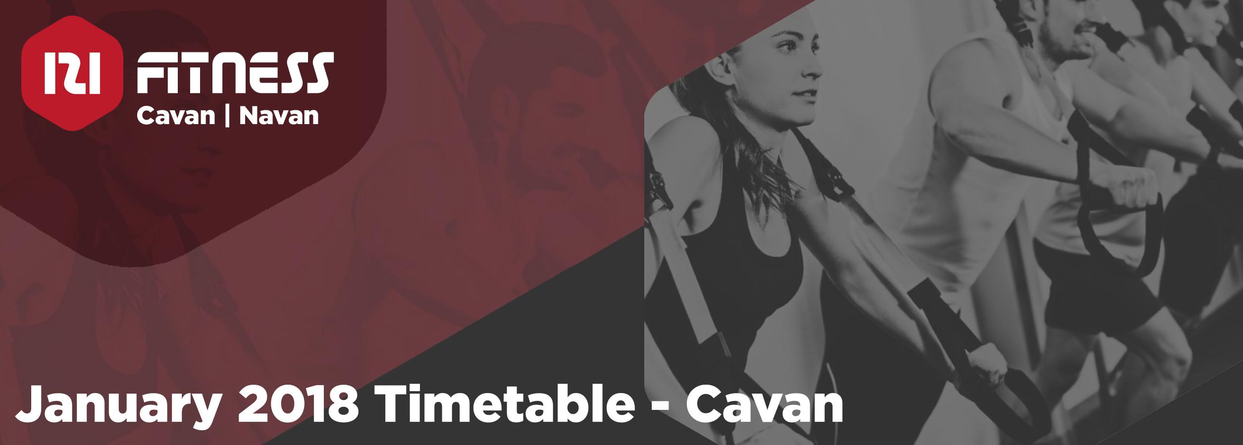 Cavan Timetable